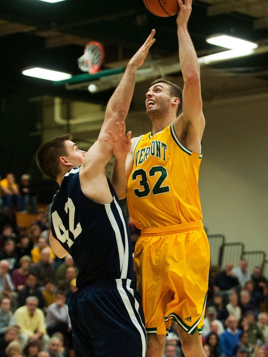 Yale vs. Vermont men's basketball 12/18/14