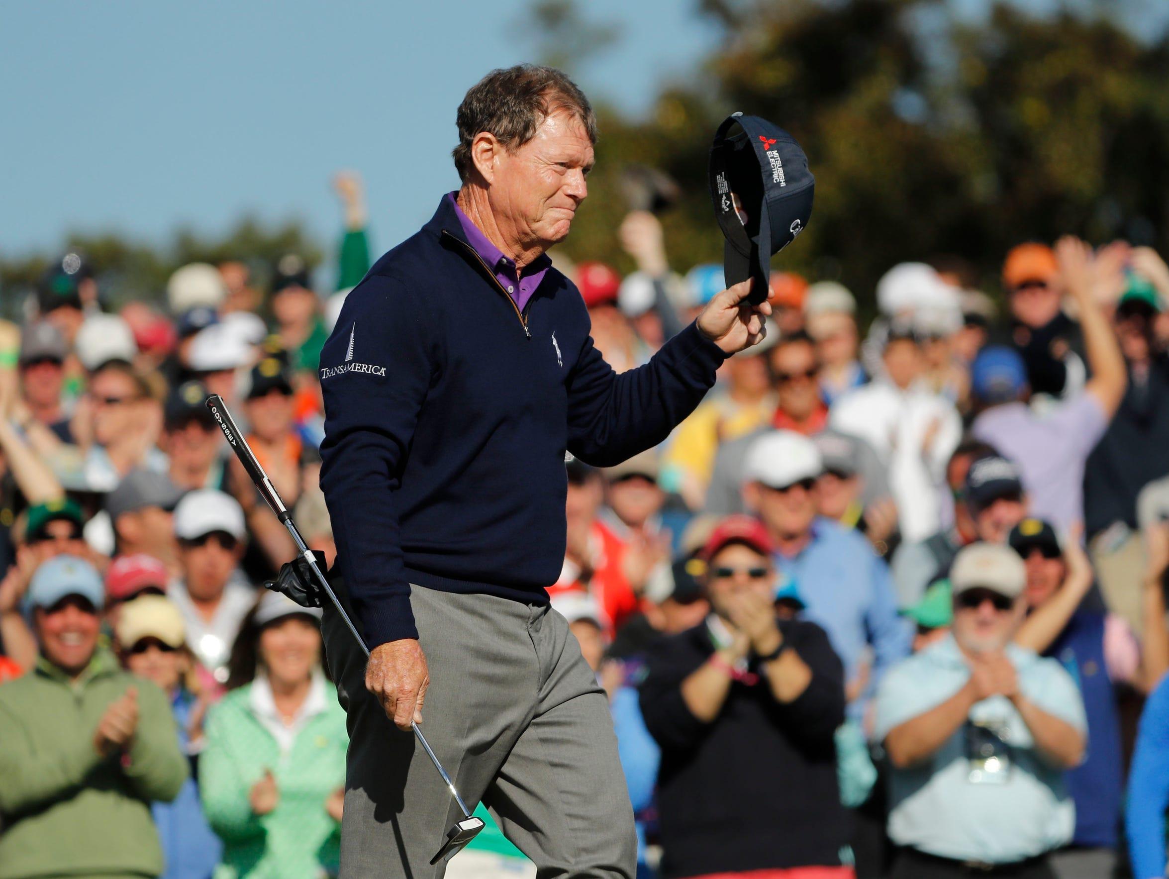 Tom Watson won 39 tournaments during his PGA Tour career.
