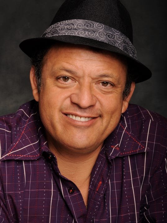 Comedian Paul Rodriguez Headlines At The Ice House Comedy Club