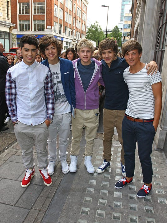 One Direction Tour  Usa