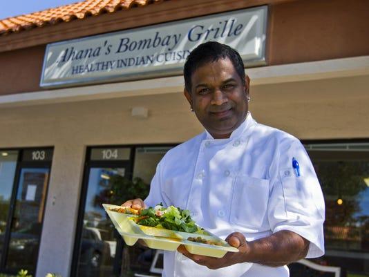 Ahana's Bombay Grille Naples
