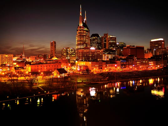 Downtown River