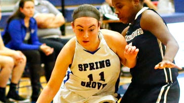 Off to hot start, unbeaten Spring Grove girls' basketball team looks to end losing ways