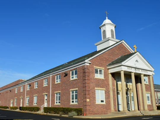 The Holy Cross School of Rumson is shown here.