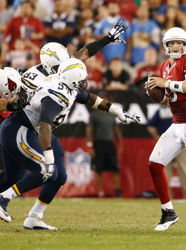 WEEK 1: Sept. 8, San Diego Chargers. Win 18-17. | It