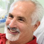 Man donates 35 gallons of platelets