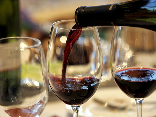Pinot noir is a great wine to bring to Thanksgiving.