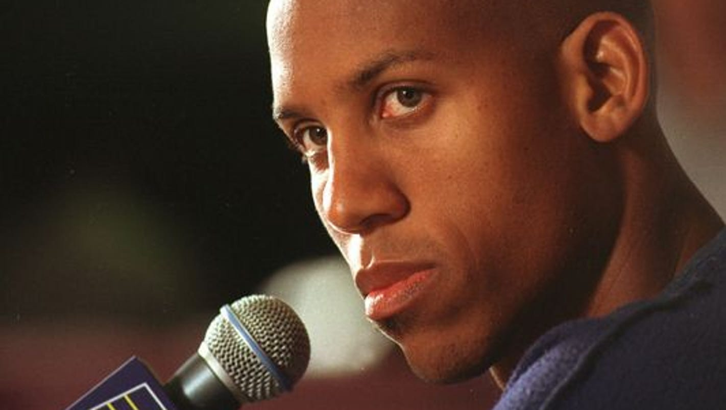 an introduction to the life of reggie miller Get this from a library reggie miller [barry wilner] -- a look at the personal life and basketball career of the high-scoring indiana pacer, known almost as much.