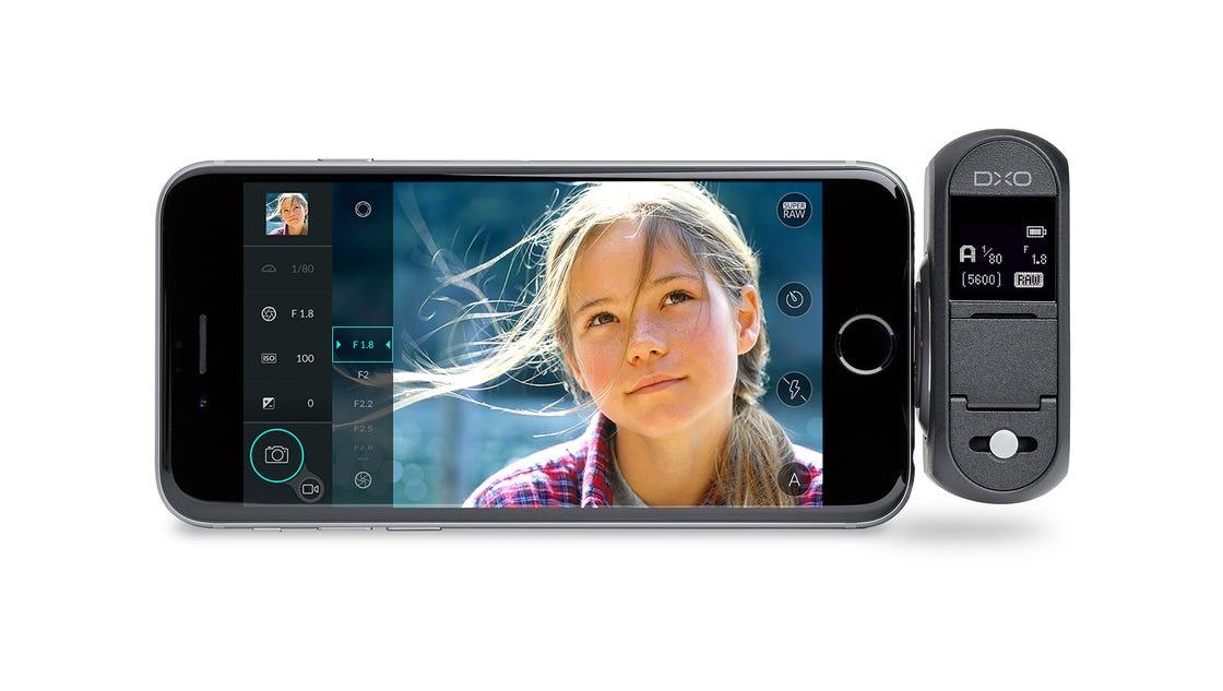 Iphone C Camera Attachment
