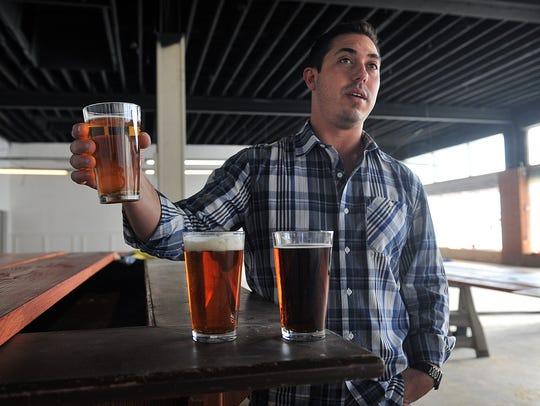 Professional brewer Matt Bitsche talks about the science