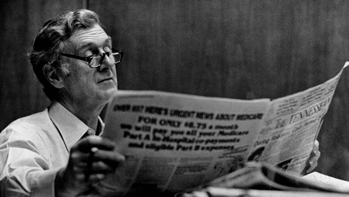 John Seigenthaler: civil rights champion, the man who made The Tennessean purposeful