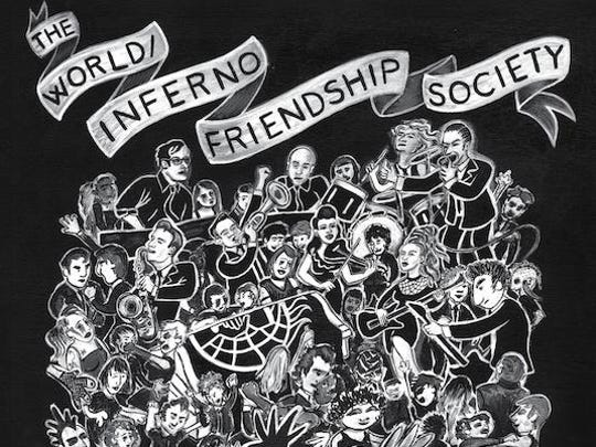 """The World/Inferno Friendship Society released its latest album, """"This Packed Funeral,"""" on Alternative Tentacles in 2014."""