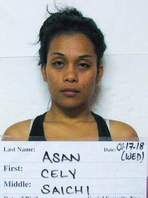 Cely Saichi Asan Arrest Date: 17 Jan 2018