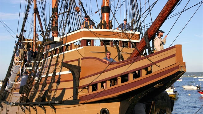 The Mayflower II is expected to depart Mystic Seaport July 20 and return home Aug. 10.