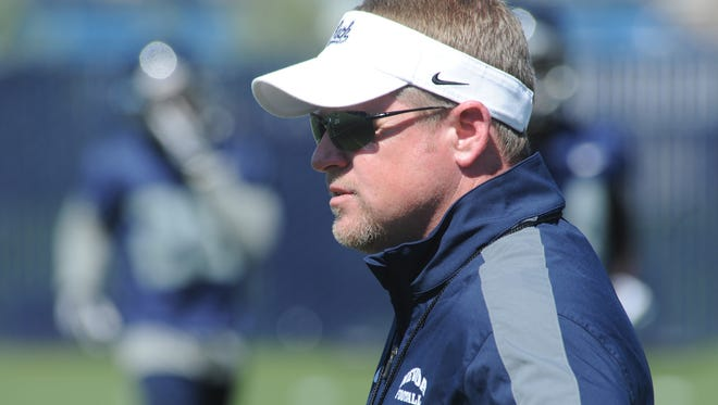 Wolf Pack coach Brian Polian will return to Notre Dame this week, where he was an assistant from 2005-09.