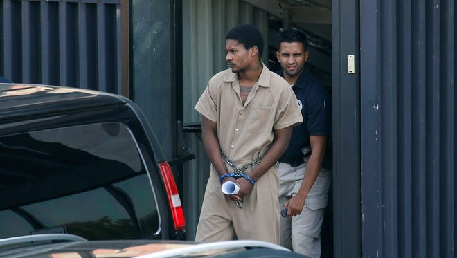 Emanuel Lutchman, accused of planning a New Year's Eve terror attack in Rochester, pleaded guilty to conspiracy to provide material support to a foreign terrorism organization.