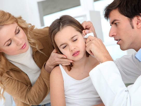 Ear infections rarely cause harm and are easily treated