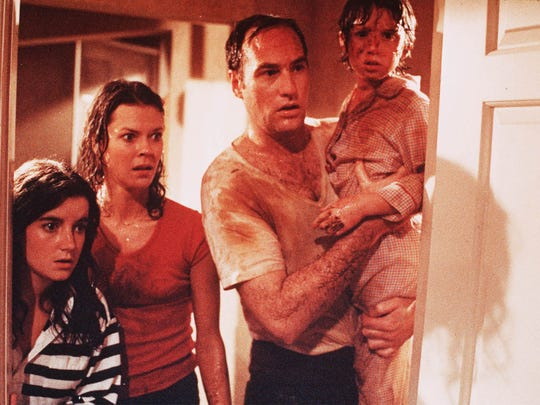 "One of Craig T. Nelson's best-known roles is the patriarch in 1982's ""Poltergeist."" Dominique Dunne (from left), JoBeth Williams and Oliver Robins also star."