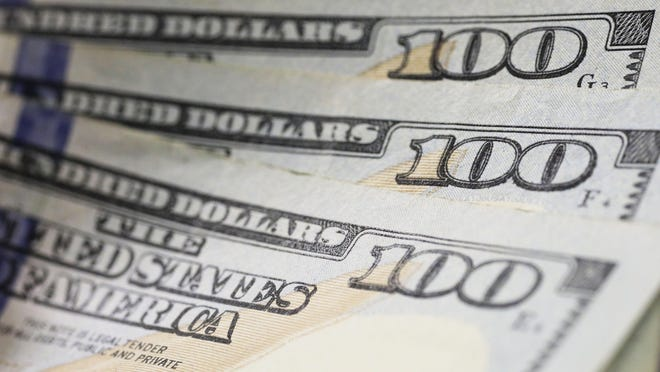 U.S Commerce Department data show Americans are saving more of their income since the coronavirus pandemic began.
