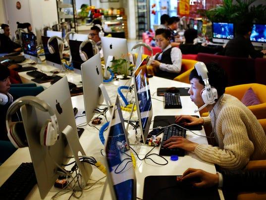 EPA CHINA INTERNET EBF COMPUTING & IT CHN BE