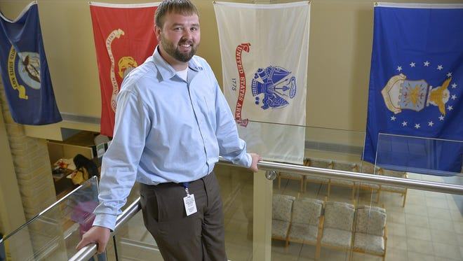 Cory Vaske, Stearns County veterans service officer, said the Veterans Protocol program is looking for mentors to veterans caught up in the court system.