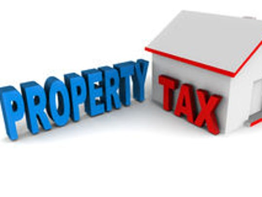 La Property Tax Log In