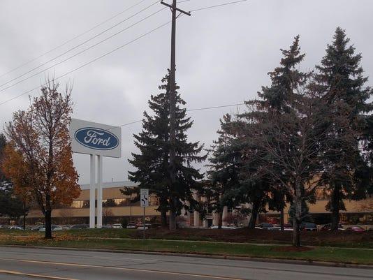 Ford Transmission plant