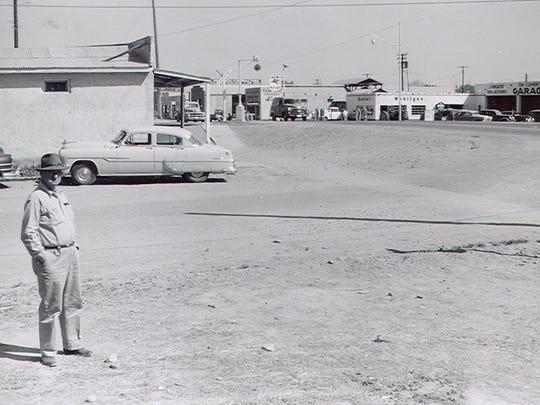 Clement's Garage (1934)