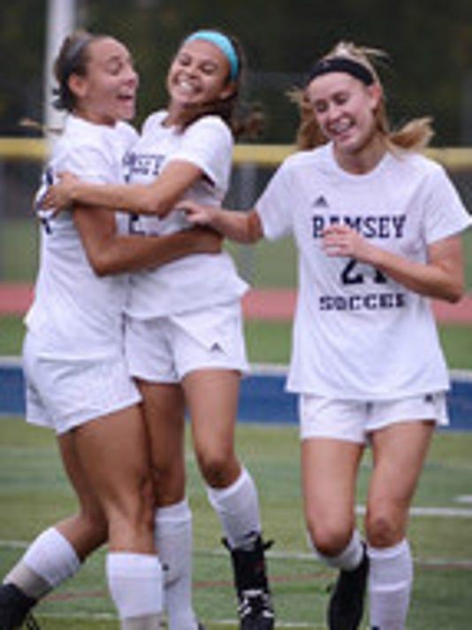 Ramsey girls soccer