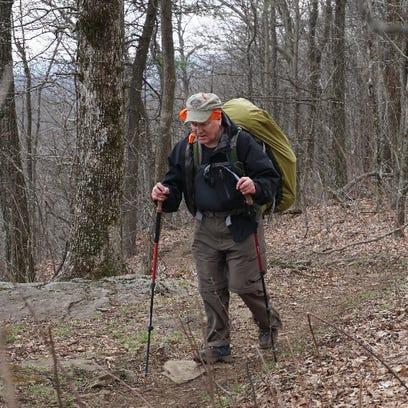 Local man hikes Applachian Trial