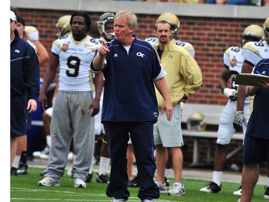 Former MTSU Coach Andy McCollum will return to Floyd
