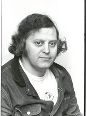 Herbie O'Mell in a portrait from the 1970s.