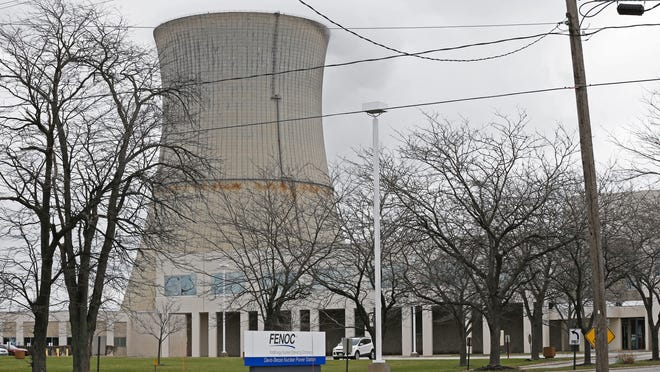 The Davis-Besse Nuclear Power Station in Oak Harbor is one of two Ohio nuclear plants that benefited from House Bill 6.