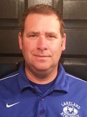 New Lakeland athletic director Todd Miller has handed