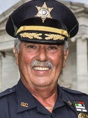 Somerset County Sheriff Frank Provenzano
