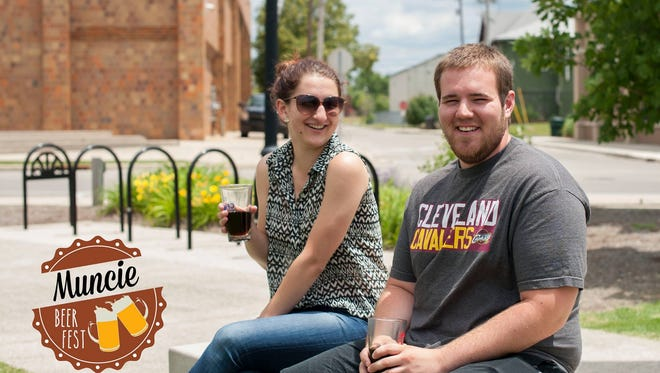 Muncie Beer Fest will take place from 2-6 p.m. Saturday, Sept. 17 at Canan Commons.