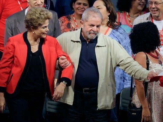 AP BRAZIL CORRUPTION I FILE BRA