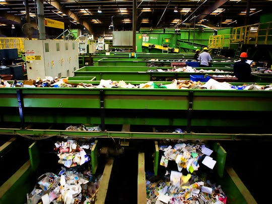 TFC Recycling in Chesapeake, Virginia uses sophisticated