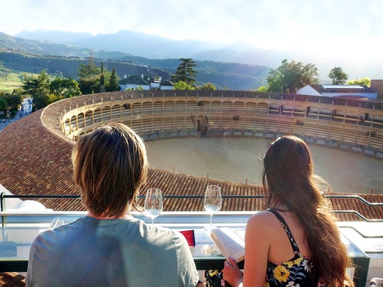 Ronda is the birthplace of modern bullfighting and