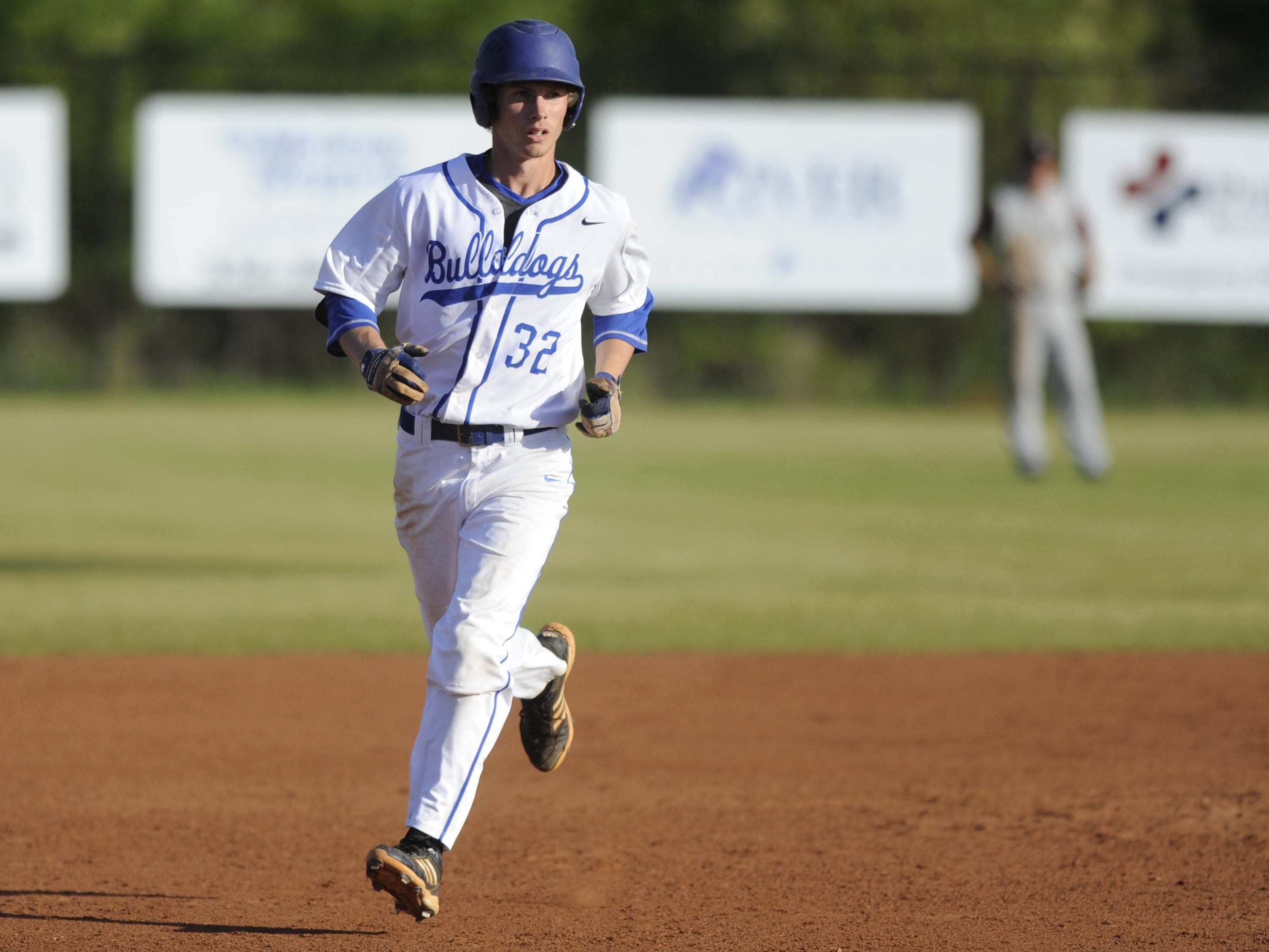 Marbury's Jared Nixon had two home runs and five RBIs to lead the Bulldogs over Brewbaker Tech on Saturday.