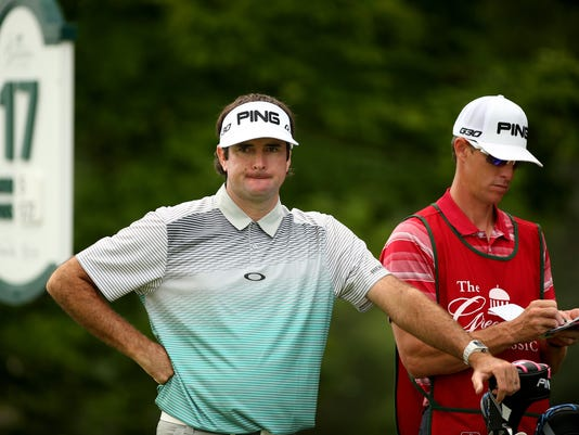 The Greenbrier Classic - Round One