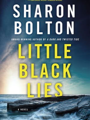 """The Eastside Sisters in Crime will discuss Sharon Bolton's """"Little Black Lies"""" on Jan. 5."""