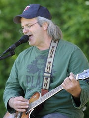 Tommy Binford will perform tonight at Strawbale Winery during the first Summer Porch Series of the season.