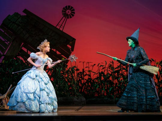 """Wicked,"" scheduled for April 1 at Wharton and then moved to April 7-19, has been canceled."