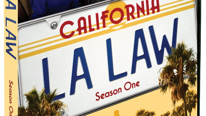 'L.A. Law: Season One' from Shout! Factory