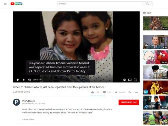 Girl in viral audio