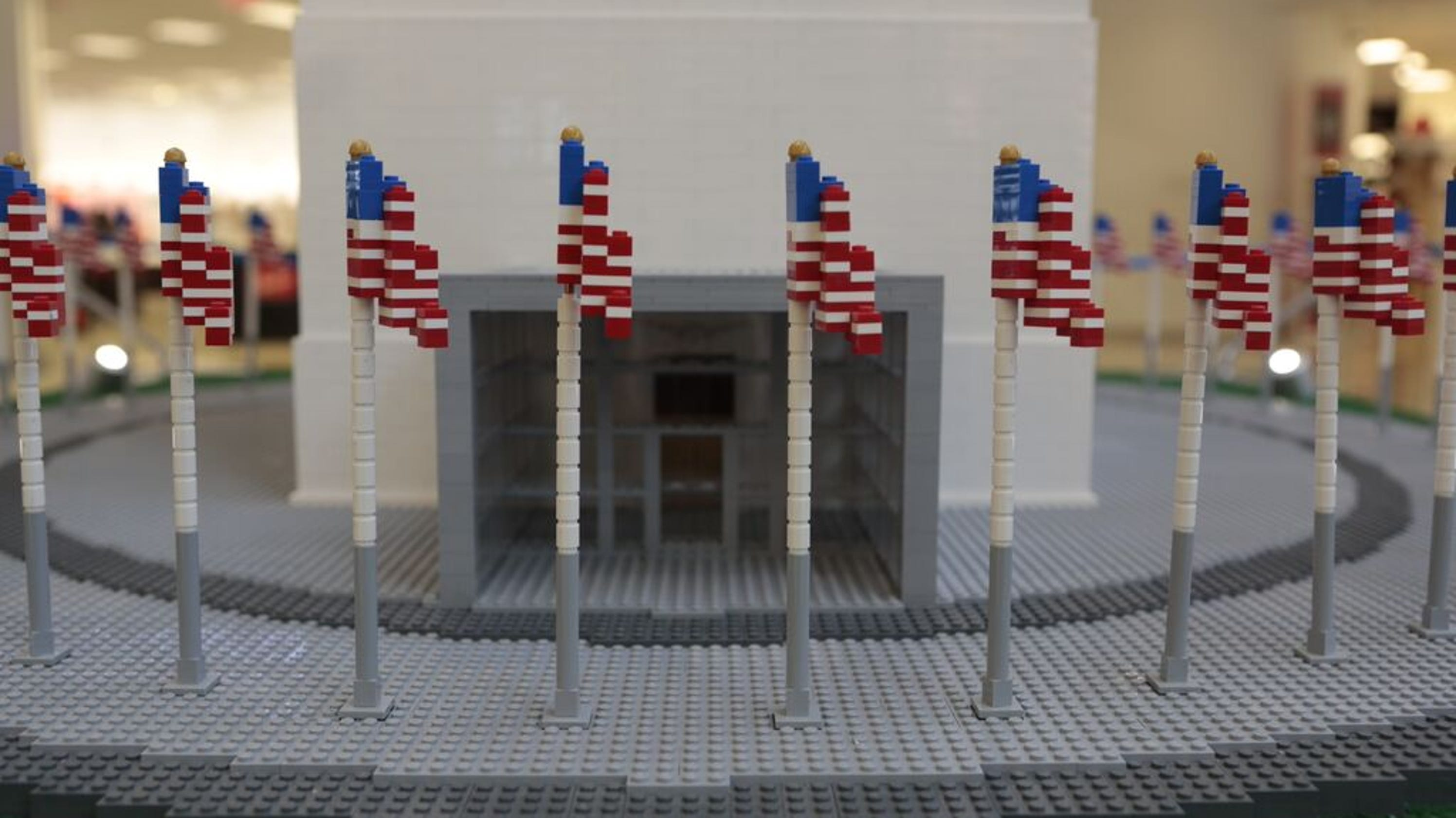 zoom lego lincoln memorial image toys hamleys ir for architecture