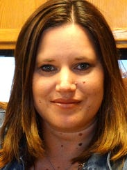 Jessica Etcheverry is the Luna County Community Projects director.