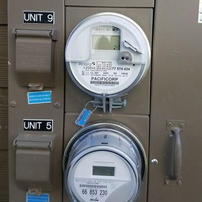 'Smart meters' coming to Santiam region homes