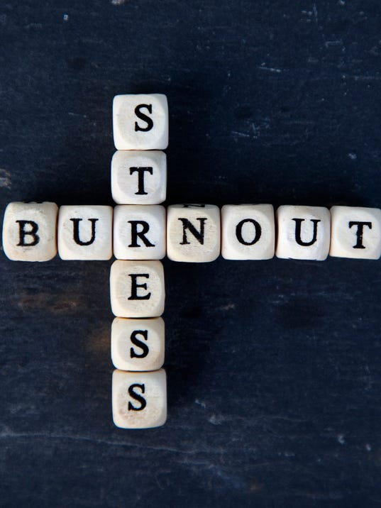 burnout and stress